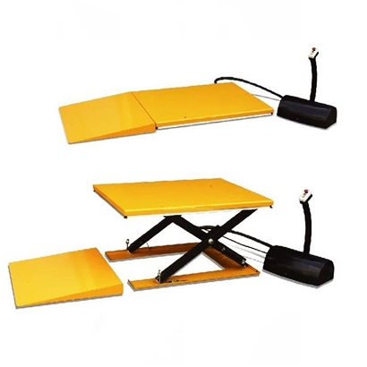 low lift table electric