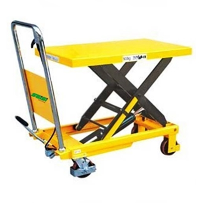 scissor lift table manual